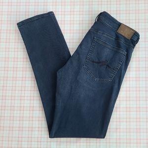 34 Heritage Light Weight Slim Dark Wash Jeans